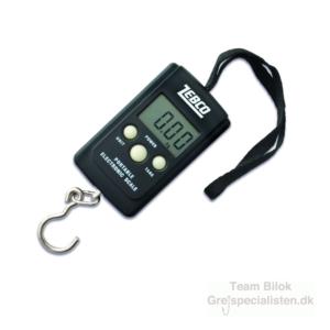 Zebco - Digital Pocket Scale 40 kg