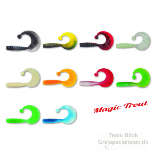 Quantum Magic Trout Curly B-Bobbles