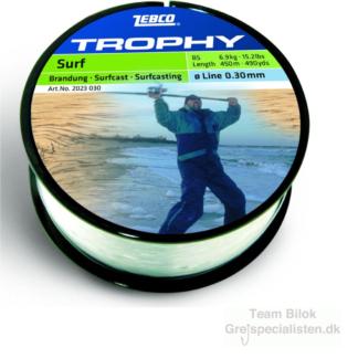 Zebco - Trophy Surfcasting Nylon line