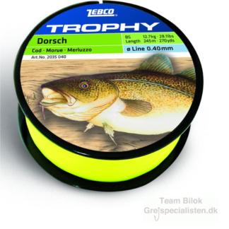 Zebco - Trophy Dorsch Nylon line