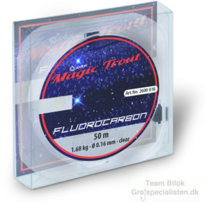 Quantum Magic Trout Fluorocarbon