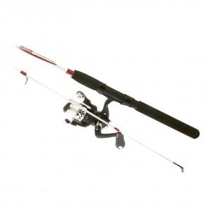 "Devil Fish junior spinnestang Booster 6"" 5-25 gram m / hjul"