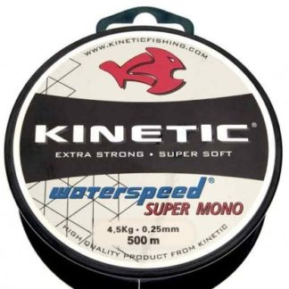 Kinetic - Waterspeed Super mono line