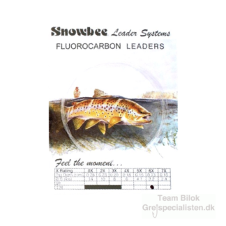Snowbee Fluorocarbon Leaders