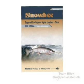 Snowbee Tapered Nylon Leaders