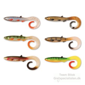 Gedde Soft lures