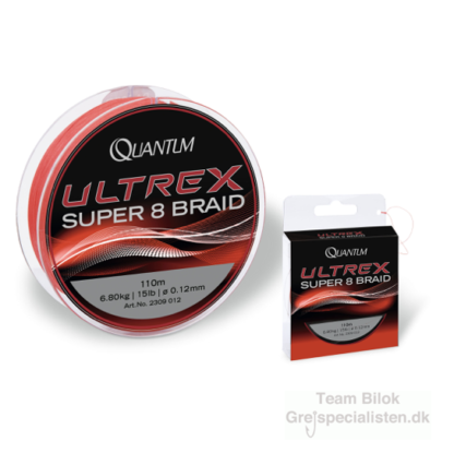 Quantum Ultrex Super 8 Braid