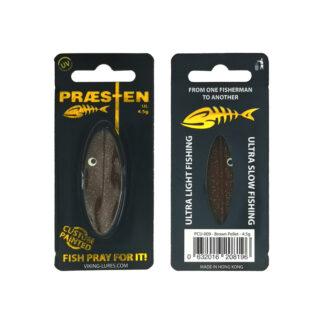 præsten brown pellet 4,5g