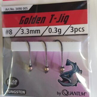Quantum Magic Trout Golden T-Jig